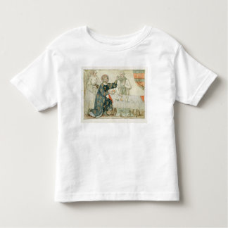 St. Louis feeding a miserly monk Toddler T-shirt