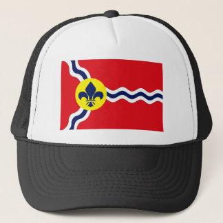 St. Louis Flag Hat