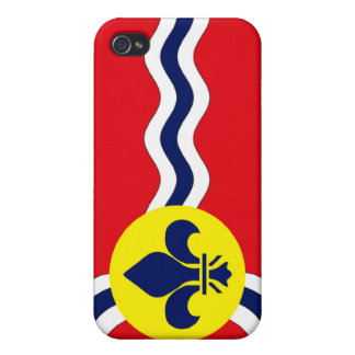 St. Louis Flag iPhone 4 Cover