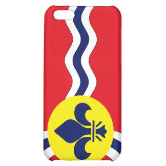 St Louis Flag iPhone 5C Cases