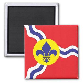 St. Louis flag Magnet