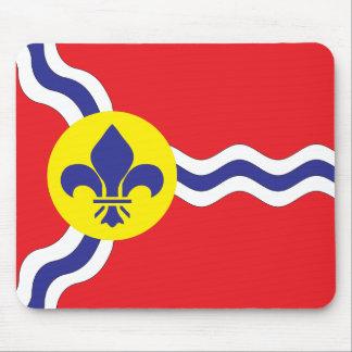 St. Louis flag Mouse Pad