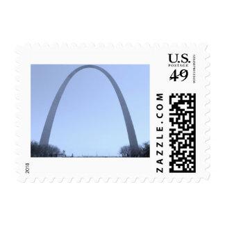 St. Louis Gateway Arch Stamp