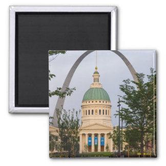 St Louis History Magnet