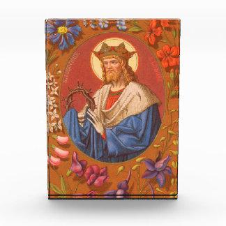 St. Louis IX (PM 05) Vertical Acrylic Plaque #2