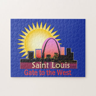 St. Louis Jigsaw Puzzle