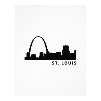 St. Louis Letterhead