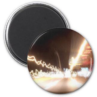 St. Louis Lights2 Fridge Magnets
