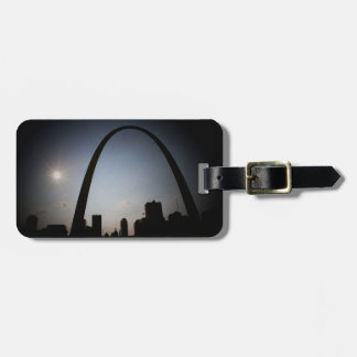 St. Louis Luggage Tag