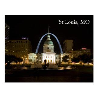 St. Louis, MES Postal