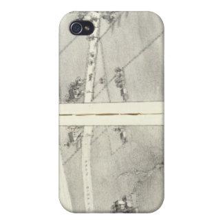 St. Louis, Missouri 16 Case For iPhone 4