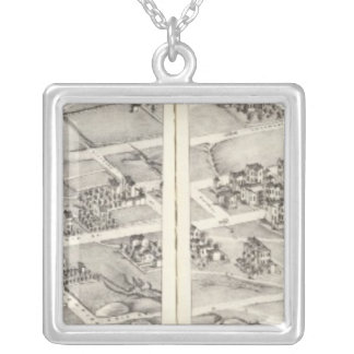 St. Louis, Missouri 20 Silver Plated Necklace