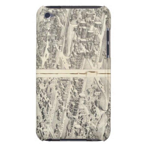 St. Louis, Missouri 26 iPod Touch Case-Mate Coberturas