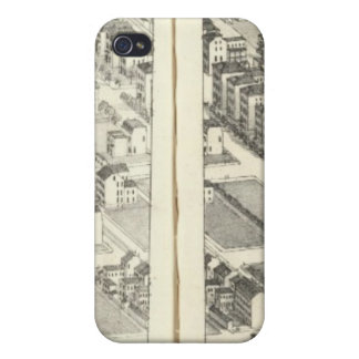 St. Louis, Missouri 3 iPhone 4 Funda