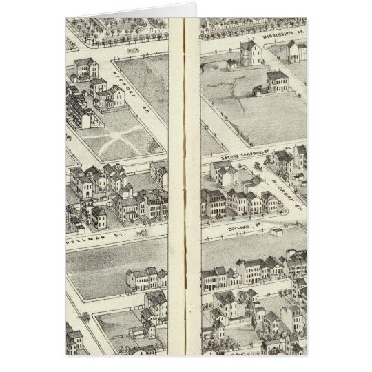 St. Louis, Missouri 4 Card