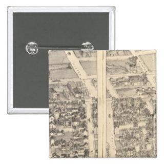 St. Louis, Missouri 5 Pinback Button