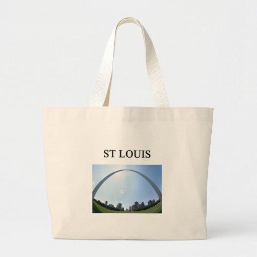 ST LOUIS missouri arch Bags