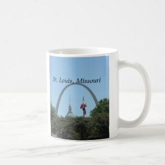 St. Louis, Missouri Classic White Coffee Mug