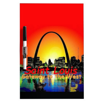 St. Louis Missouri Dry Erase Whiteboards