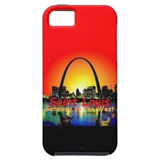 St. Louis Missouri Funda Para iPhone 5 Tough
