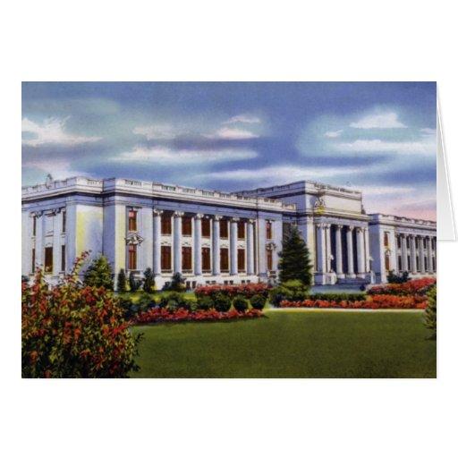 St. Louis Missouri History Museum Card