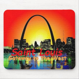 St. Louis Missouri Mouse Pad