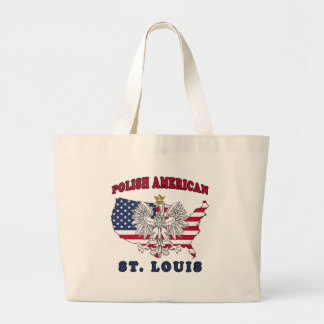 St. Louis Missouri Polish Bag