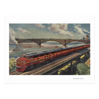 St. Louis, Missouri Postcard