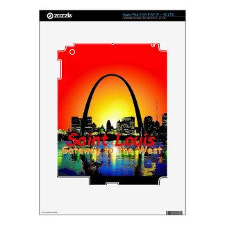 St. Louis Missouri Skin For iPad 3