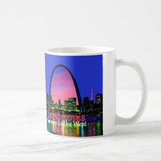 St. Louis Missouri Taza Clásica