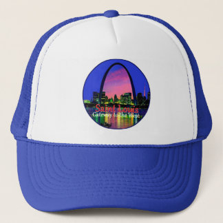 St. Louis Missouri Trucker Hat