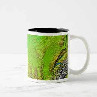St Louis, Missouri, USA Two-Tone Coffee Mug
