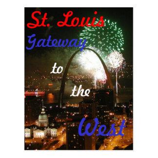 St. Louis, MO postcard