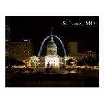 St Louis, MO Postcard