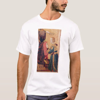 St. Louis of Toulouse  crowning his brother T-Shirt