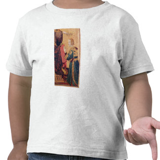 St. Louis of Toulouse  crowning his brother Shirt