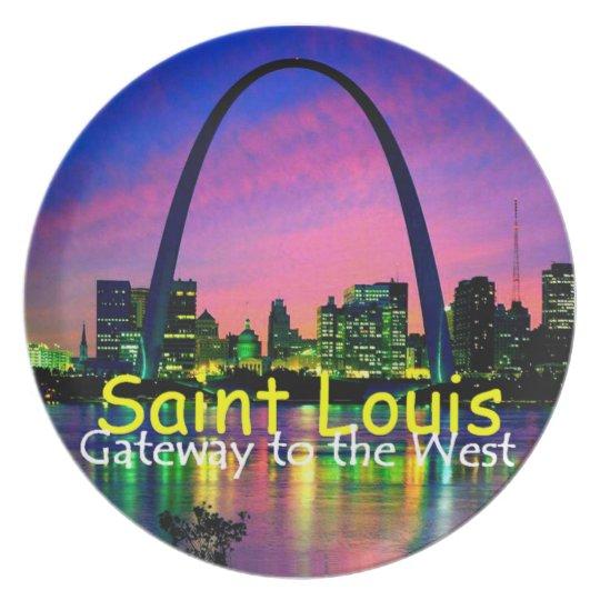 St. Louis Plate