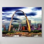 St. Louis por la tormenta Poster