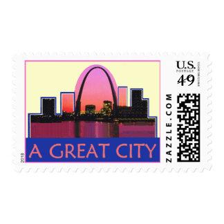 St. Louis Postage