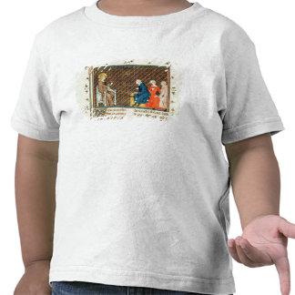 St. Louis que enseña a sus niños Camiseta