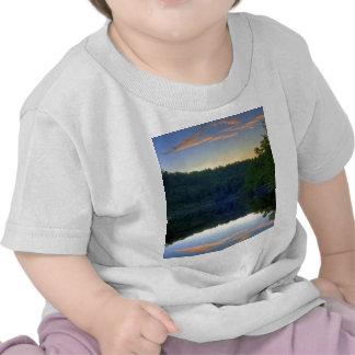 St. Louis River Reflection T-shirts
