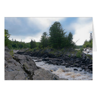 St. Louis River Rocks and Rapids Card