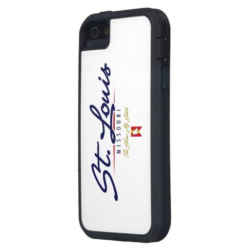 St. Louis Script iPhone 5 Case