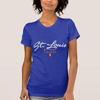 St. Louis Script T-Shirt