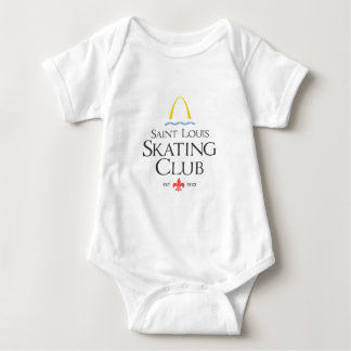 St. Louis Skating Club Baby Bodysuit