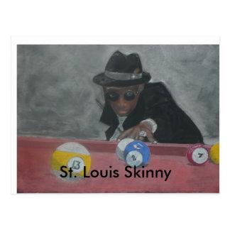 St. Louis Skinny #1 Postcard