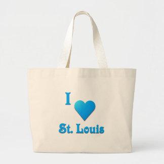 St. Louis -- Sky Blue Bags