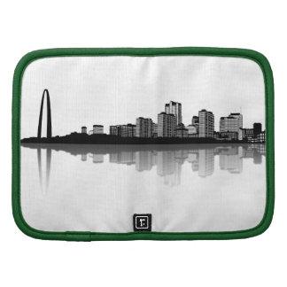St. Louis Skyline Planner (b/w)