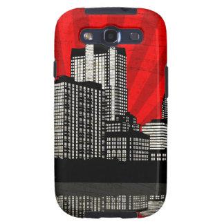 St. Louis Skyline Samsung Galaxy Case (r - detail) Samsung Galaxy SIII Case
