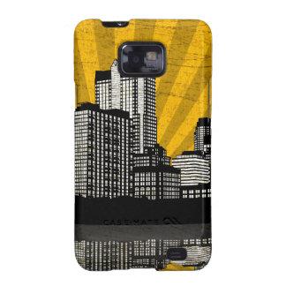 St. Louis Skyline Samsung Galaxy Case (y - detail) Galaxy S2 Case